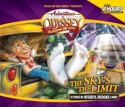 Adventures in Odyssey ® #49: The Sky's the Limit  -