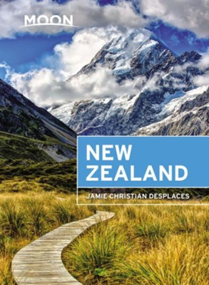 Moon New Zealand - eBook  -     By: Jamie Christian Desplaces