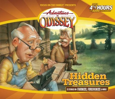 Adventures in Odyssey® 406: Malachi's Message, Part 1 of 3  [Download] -