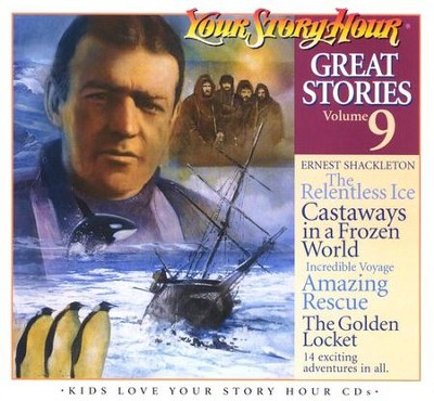 Great Stories Volume 9 CD Album Your Story Hour  -