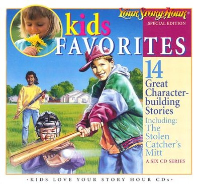 Kids Favorites CD Album   -