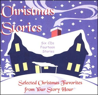 Christmas Stories CD Album   -