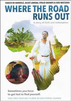 Where the Road Runs Out, DVD   -