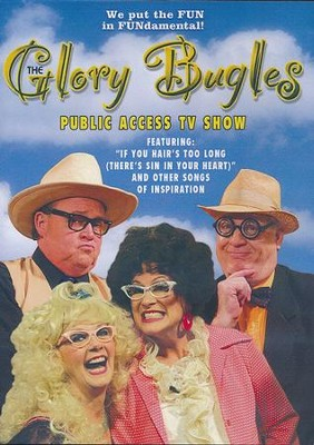 The Glory Bugles, DVD   -