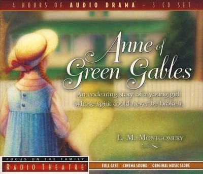 Radio Theatre: Anne of Green Gables   -     By: L.M. Montgomery
