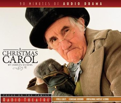 Radio Theatre:  A Christmas Carol   -     By: Paul McCusker, Dave Arnold