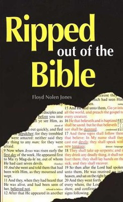 Ripped Out of the Bible   -     By: Floyd Nolen Jones