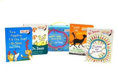 The Little Blue Box of Bright and Early Board Books by Dr. Seuss  -     By: Dr. Seuss