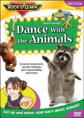 Dance with the Animals DVD   -