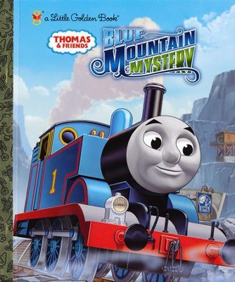 Blue Mountain Mystery (Thomas & Friends)  -     By: Rev. W. Awdry