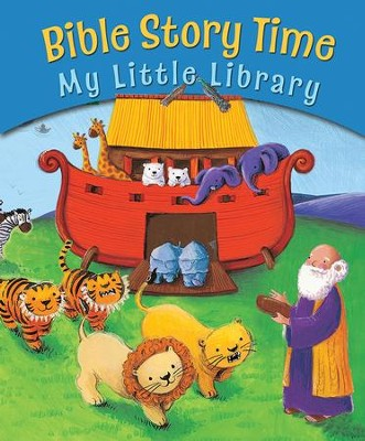 Bible Story Time: My Little Library   -     By: Sophie Piper