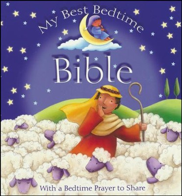 My Best Bedtime Bible  -     By: Sophie Piper