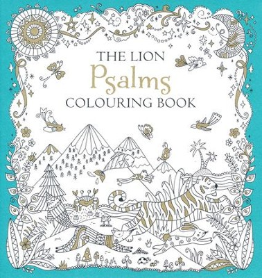 The Lion Psalms Coloring Book  -     By: Antonia Jackson