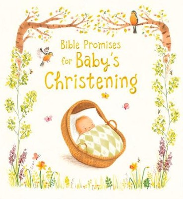 Bible Promises for Baby's Christening  -     By: Sophie Piper