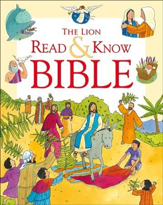 The Lion Read & Know Bible  -     By: Sophie Piper