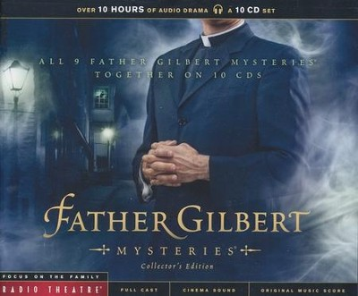Radio Theatre:  Father Gilbert Mysteries Collector's Edition   -     By: Paul McCusker, Dave Arnold