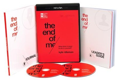 The End of Me Small-Group Study DVD Kit  -     By: Kyle Idleman