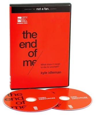 The End of Me Pastor's DVD Kit   -     By: Kyle Idleman
