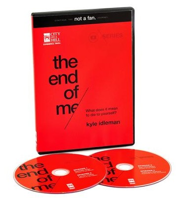 The End of Me DVD   -     By: Kyle Idleman