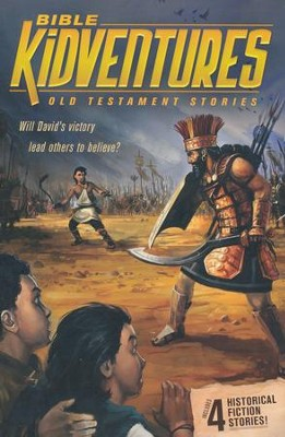 Bible KidVentures Old Testament Stories  -