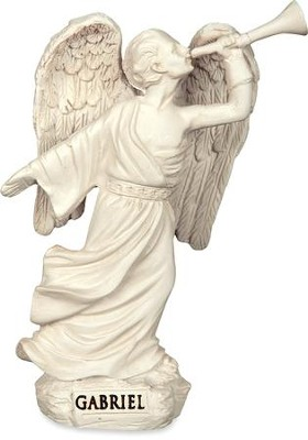 Gabriel, Archangel Mini Figurine  -