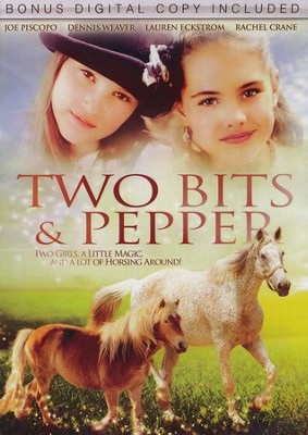 Two Bits & Pepper, DVD   -