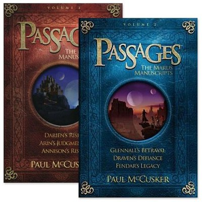 Adventures in Odyssey Passages ® Volumes 1 & 2  -     By: Paul McCusker