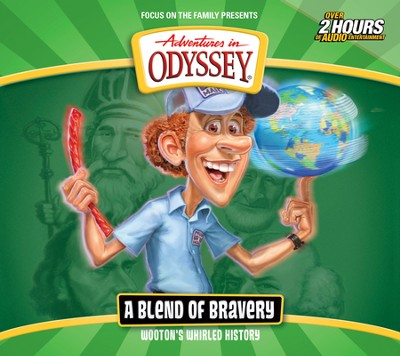 Adventures in Odyssey ® : Wooton's Whirled History 1  -