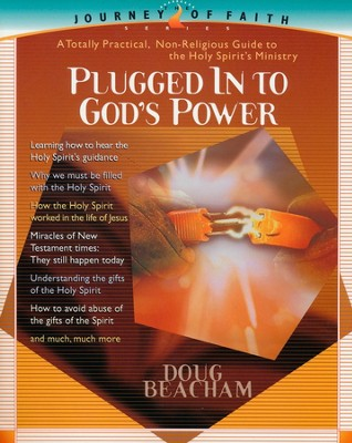 Plugged Into God's Power  -     By: Doug Beacham