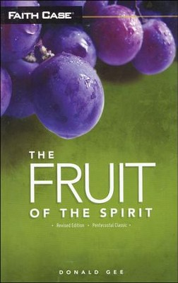 Fruit of the Spirit (NIV)   -     By: Donald Gee