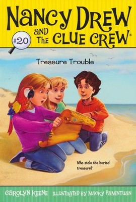 #20: Treasure Trouble  -     By: Carolyn Keene