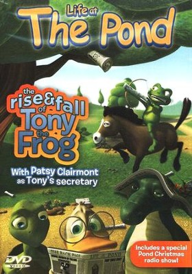 Life at the Pond: The Rise and Fall of Tony the Frog  -