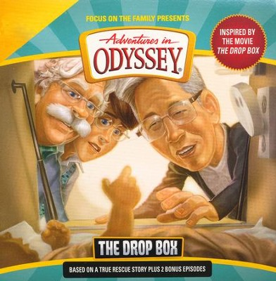 Adventures in Odyssey Sampler: The Drop Box, Three Stories about Sacrifice  -