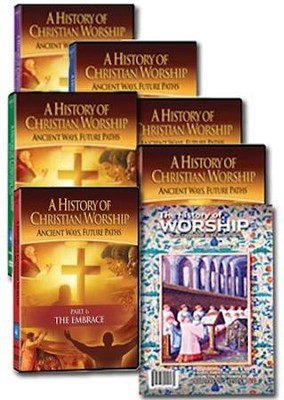 History of Christian Worship (6 DVD'S & Guide)   -