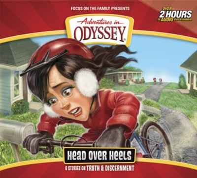 Adventures in Odyssey #60: Head Over Heels (6 Episodes on 2 CDs)  -