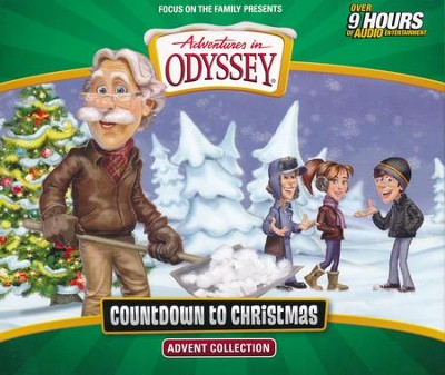 Adventures in Odyssey: Countdown to Christmas Advent Collection  -