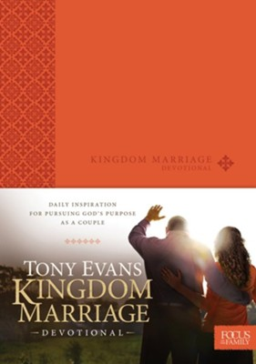 Kingdom Marriage Devotional  -     By: Tony Evans