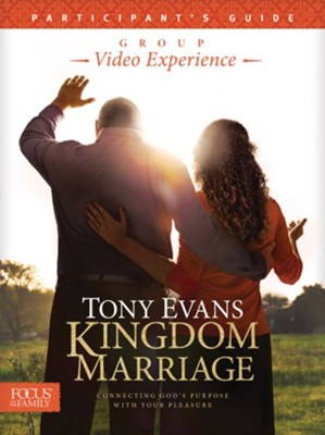 Kingdom Marriage Group Video Experience Participant's Guide  -     By: Tony Evans