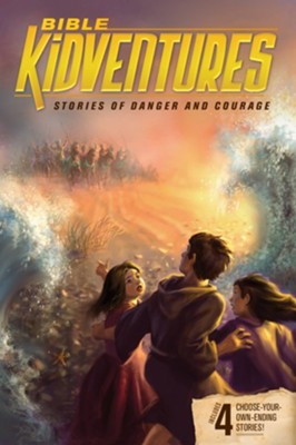 Bible KidVentures Stories of Danger and Courage  -     By: Sheila Seifert, Jeanne Dennis