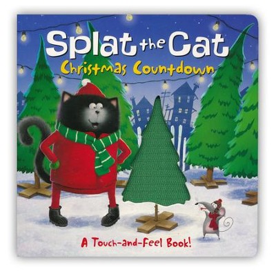 Splat the Cat: Christmas Countdown   -     By: Rob Scotton
