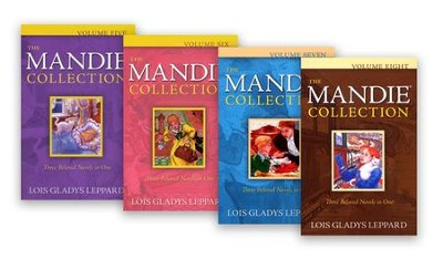 The Mandie Collection, Volumes 5-8  -     By: Lois Gladys Leppard