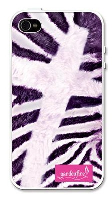 Zebra Cross, iPhone 4 Case  -
