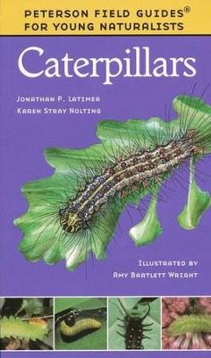 Peterson Field Guides for Young Naturalists Caterpillars  -     By: Jonathan P. Latimer, Karen Stray Nolting     Illustrated By: Amy Bartlett Wright