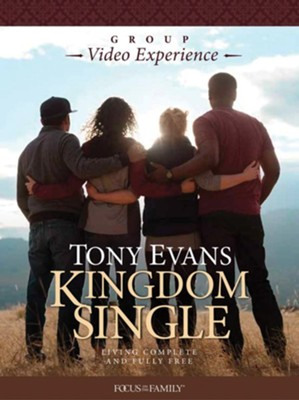 Kingdom Single DVD Group Video Experience  -     By: Tony Evans