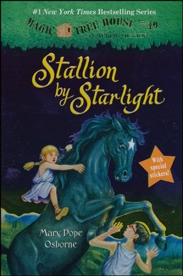 Magic Tree House #49: Stallion by Starlight  -     By: Mary Pope Osborne     Illustrated By: Sal Murdocca