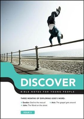 Discover: Book 5, Bible Notes for Young People   -     By: Martin Cole