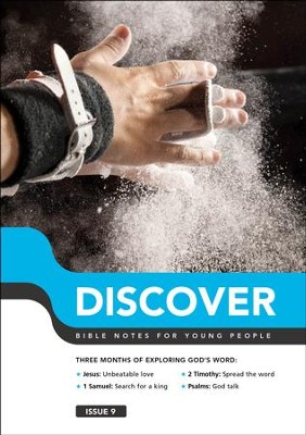 Discover: Book 9, Bible Notes for Young People   -     By: Martin Cole