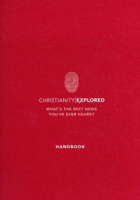 Christianity Explored - Handbook  -     By: Rico Tice