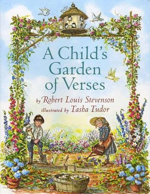 A Child's Garden of Verses   -     By: Robert Louis Stevenson     Illustrated By: Tasha Tudor