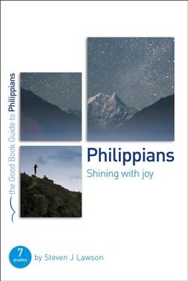 Philippians: Shining with Joy  -     By: Steven Lawson